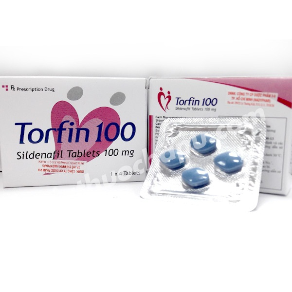 torflin-100-mg